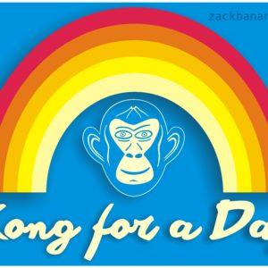 Kong For A Day Gutschein