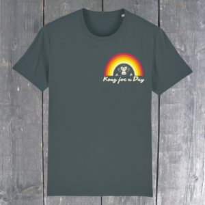 KongForADay Bio T-Shirt (frontside)