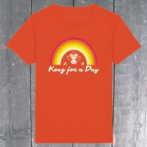 KongForADay Kids Bio T-Shirt